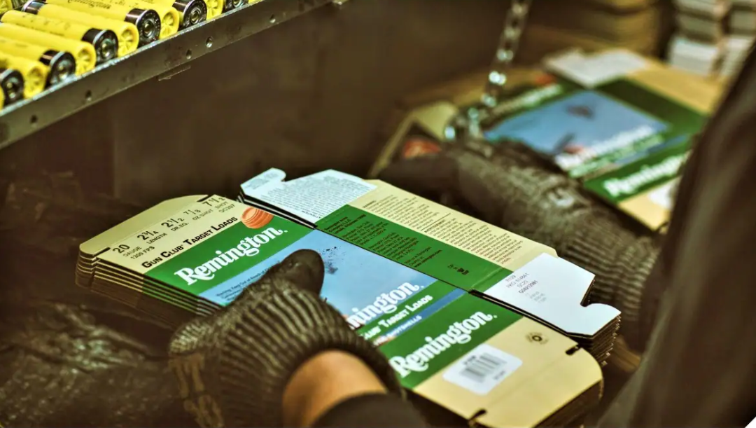 Big Green is Back: Remington Ammo in Steady Production